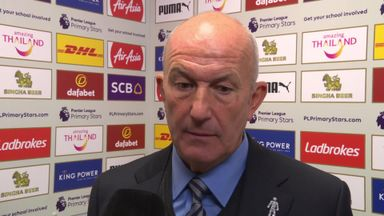 Pulis: We let the win slip