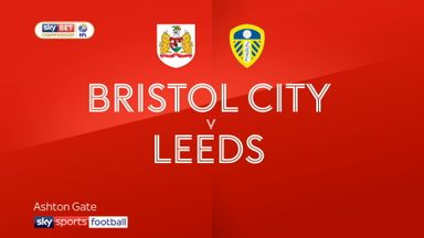 Bristol City 0-3 Leeds