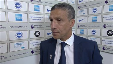 Hughton: Incredibly disappointed with draw