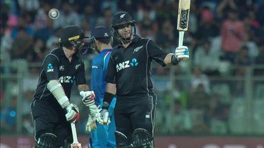 Ind v NZ: 1st ODI highlights