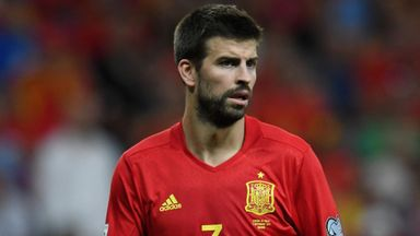 Pique: I considered quitting Spain