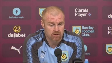 Dyche dismisses Leicester link
