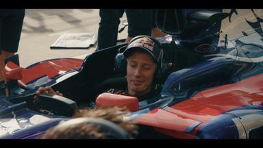 Toro Rosso merry-go-round
