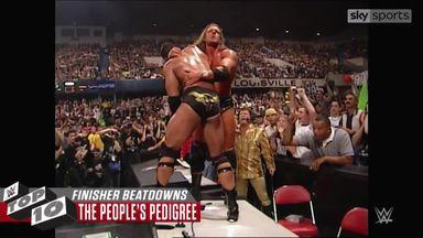 WWE Top 10: Stolen finisher beatdowns