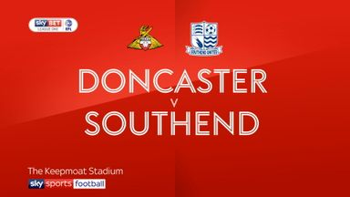 Doncaster 4-1 Southend