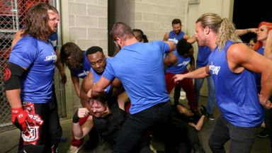 Raw falls under siege from SmackDown