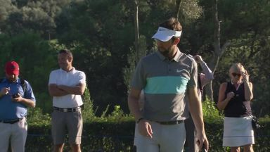 Andalucia Masters: R2 highlights