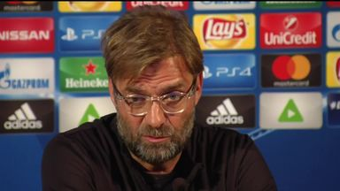 Klopp wary of Maribor threat
