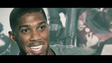 Joshua looks back at Cardiff debut