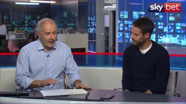 Jamie Redknapp's Spurs/Liverpool XI