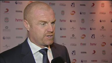 Dyche: Burnley enjoying strong start