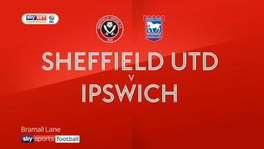 Sheffield Utd 1-0 Ipswich