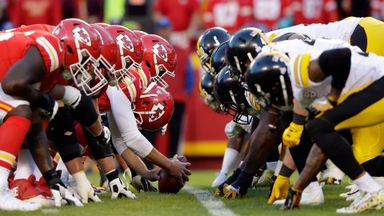 Steelers 19-13 Chiefs