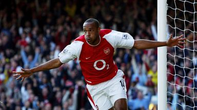 Thierry Henry #MyIcon