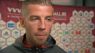 Alderweireld happy at Tottenham