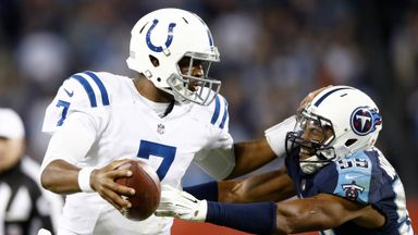 Colts 22-36 Titans