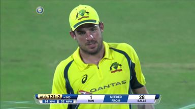 Ind v Aus: 2nd T20 Highlights