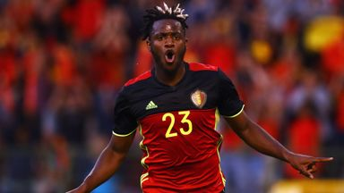 Batshuayi ready to replace Morata
