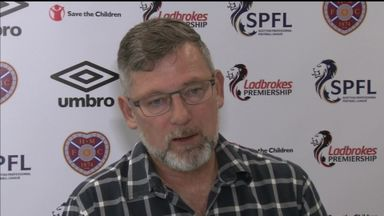 Levein: Strachan should stay on