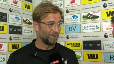 Klopp: We were more active side