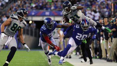 Seahawks 24-7 Giants