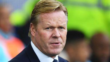 Ronald Koeman sacked
