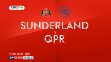 Sunderland 1-1 QPR