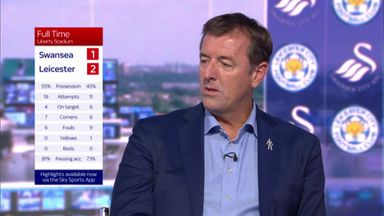 Le Tissier: Leicester impress under Appleton