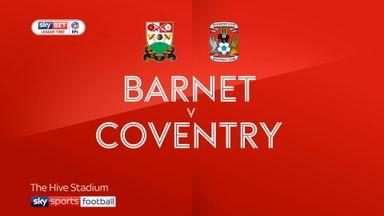 Barnet 0-0 Coventry