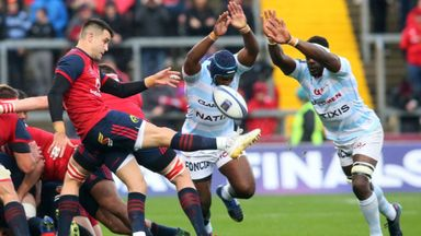 Munster 14-7 Racing 92