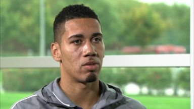 Smalling thrilled with early form