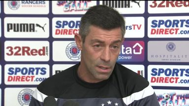 Caixinha slams 'embarrassing' players