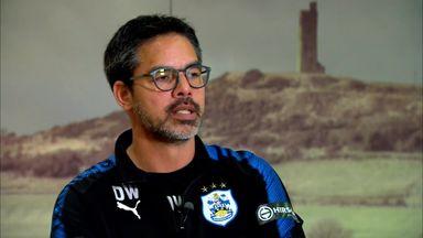 Huddersfield win POTW