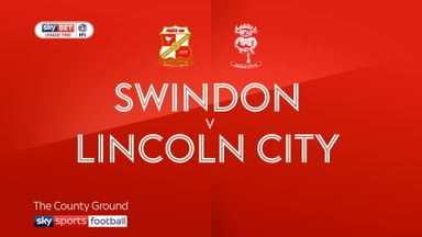 Swindon 0-1 Lincoln