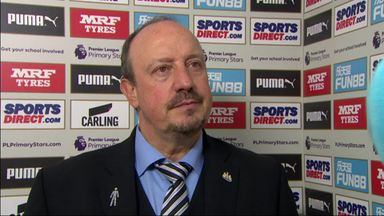 Benitez: It was a satisfying win