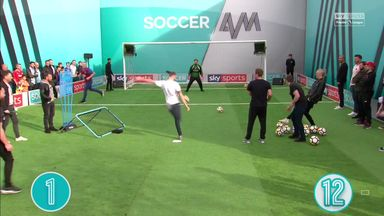 Volley Challenge: Aston Villa