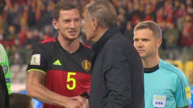 Vertonghen sets Belgium record