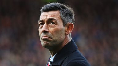 Questions over Caixinha's future?