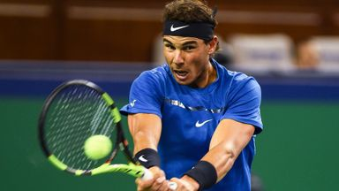Nadal v Fognini: Highlights