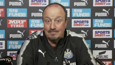 Benitez: Focus on football
