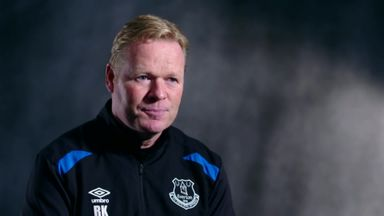 Koeman: We must beat Arsenal