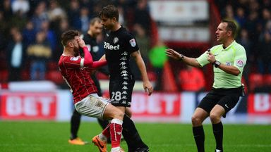 Taylor and Berardi see red