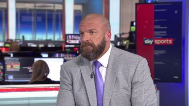 Triple H reveals Hammers love