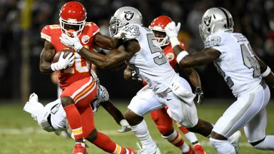Chiefs 30-31 Raiders