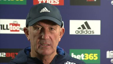 Pulis hopes for change of fortune