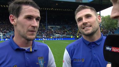 Lee and Hooper proud of display