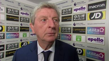 Hodgson: I can't ask anything more