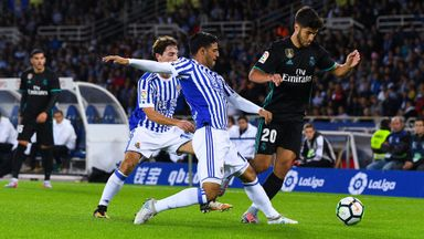 Real Sociedad v Real Madrid