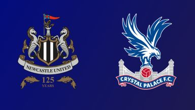 Newcastle v Crystal Palace
