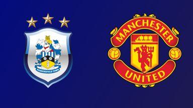 Huddersfield v Man Utd